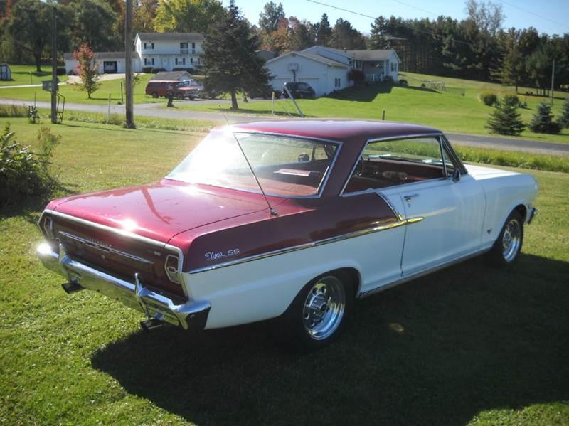 1963 Chevrolet Nova for sale at Whitmore Motors in Ashland OH