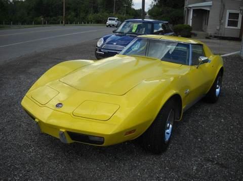 1975 Chevrolet Corvette for sale in Ashland, OH