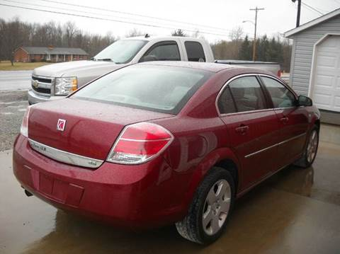 2008 Saturn Aura for sale at Whitmore Motors in Ashland OH