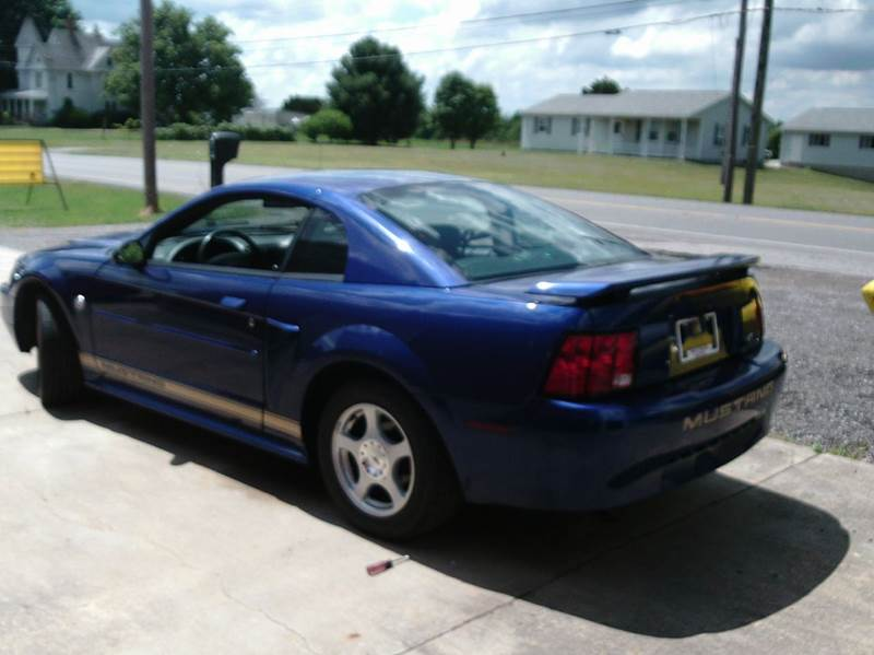 2004 Ford Mustang for sale at Whitmore Motors in Ashland OH