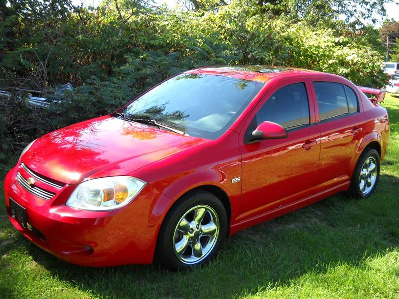 2006 Chevrolet Cobalt for sale at Whitmore Motors in Ashland OH