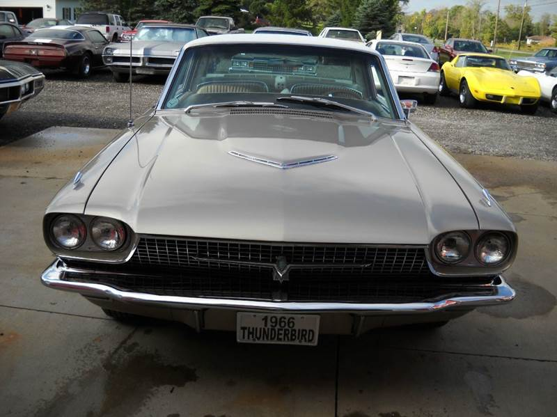 1966 Ford Thunderbird for sale at Whitmore Motors in Ashland OH