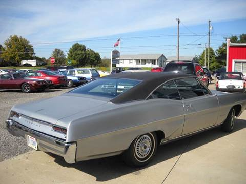 1967 Pontiac Ventura for sale at Whitmore Motors in Ashland OH