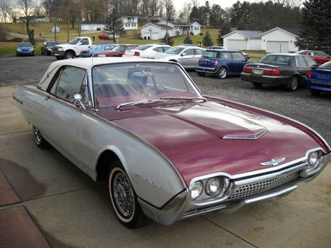 1962 Ford Thunderbird for sale in Ashland, OH