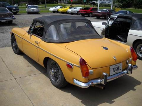 1974 MG MGB for sale in Ashland, OH