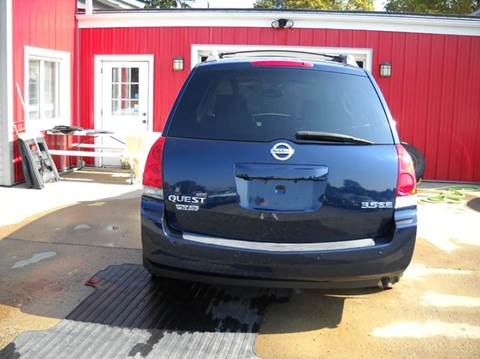 2006 Nissan Quest for sale in Ashland, OH