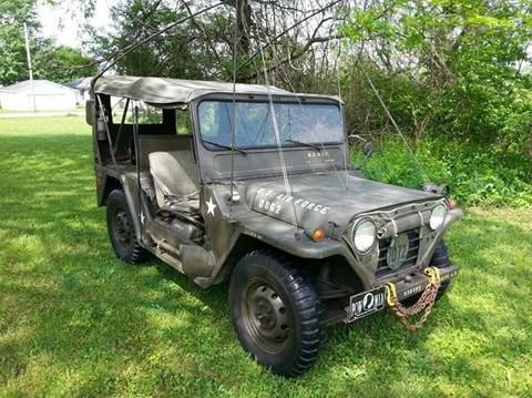 1965 Jeep CJ-5 for sale in Ashland, OH