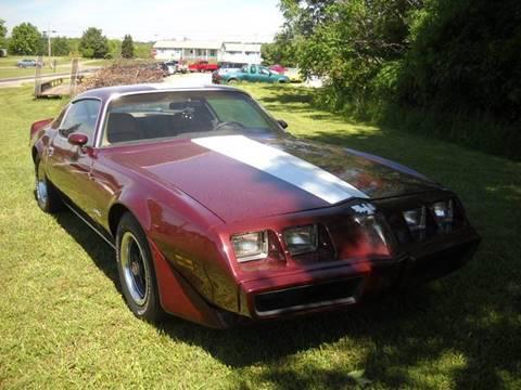 1981 Pontiac Firebird for sale in Ashland, OH