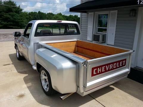 Chevrolet c k 10 series for sale for Big blue motor sales ashland