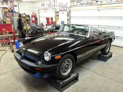 1980 MG MGB for sale in Ashland, OH