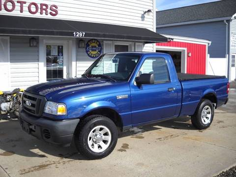 used 2010 ford ranger for sale in ohio. Black Bedroom Furniture Sets. Home Design Ideas