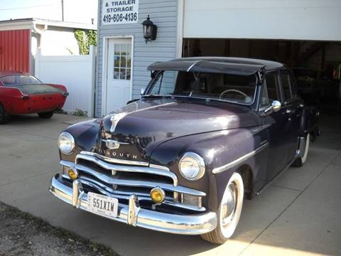 1950 Plymouth Deluxe for sale in Ashland, OH