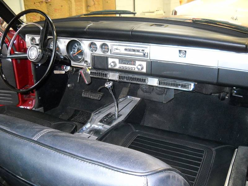 1966 Plymouth Barracuda Coupe In Ashland OH - Whitmore Motors