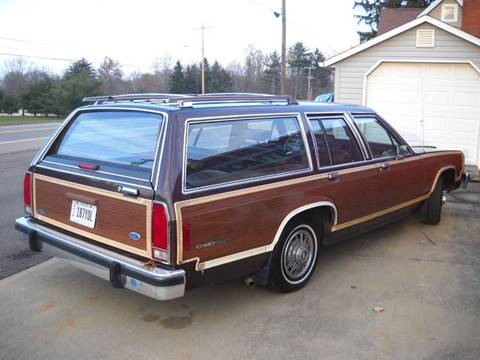 1984 Ford LTD Crown Victoria for sale in Ashland, OH
