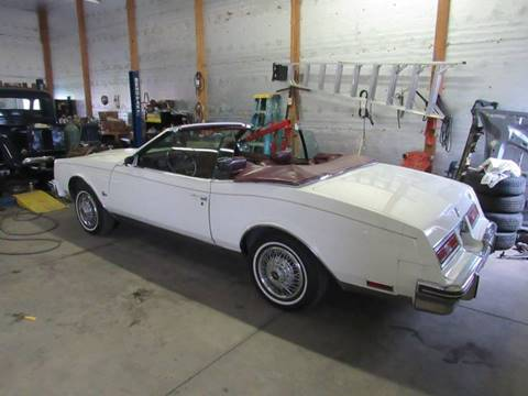 1982 Buick Riviera for sale in Ashland, OH