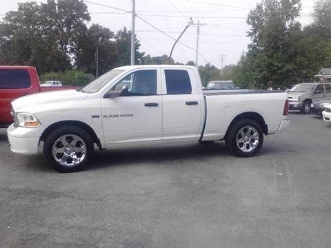 2011 RAM Ram Pickup 1500 for sale in Fayetteville, TN