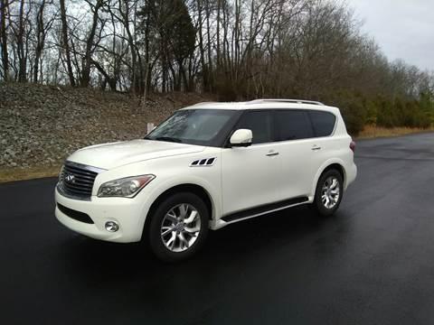 2011 Infiniti QX56 for sale in Fayetteville, TN