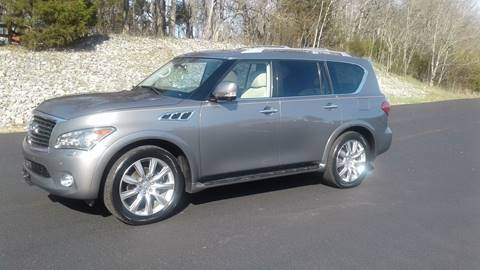 2013 Infiniti QX56 for sale in Fayetteville, TN