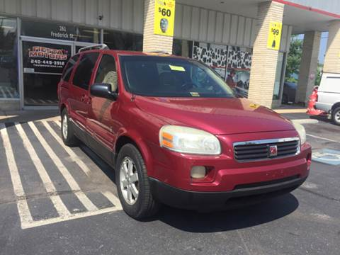 2005 Saturn Relay for sale in Hagerstown, MD