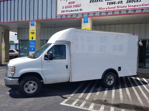 2011 Ford E-Series Chassis for sale in Hagerstown, MD