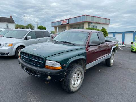 2001 Dodge Dakota for sale at FIESTA MOTORS in Hagerstown MD