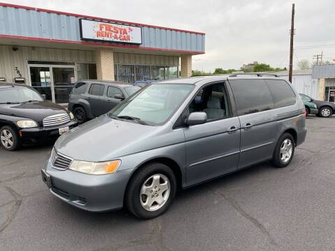 1999 Honda Odyssey for sale at FIESTA MOTORS in Hagerstown MD