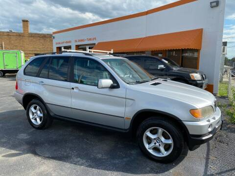 2003 BMW X5 3.0i for sale at FIESTA MOTORS in Hagerstown MD