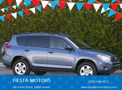 2008 Honda CR-V EX for sale at FIESTA MOTORS in Hagerstown MD