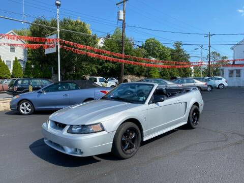 2001 Ford Mustang SVT Cobra for sale at FIESTA MOTORS in Hagerstown MD