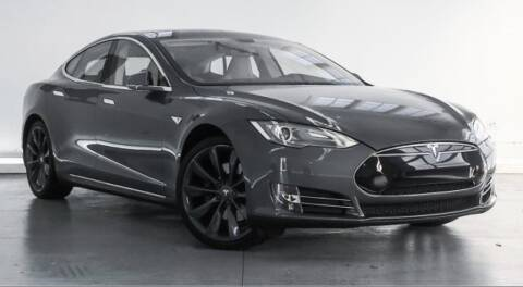 2014 Tesla Model S for sale at FIESTA MOTORS in Hagerstown MD