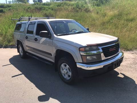 2005 GMC Canyon for sale in Hyannis, MA