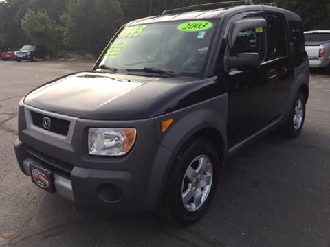 2003 Honda Element for sale in Hyannis, MA