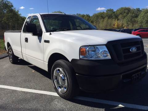 2006 Ford F-150 for sale in Hyannis, MA