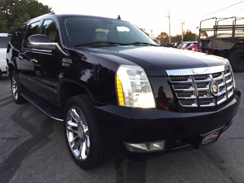 2007 Cadillac Escalade ESV for sale in Hyannis, MA