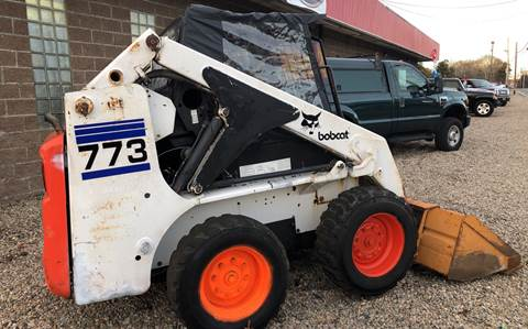 1998 Bobcat 773 for sale in Hyannis, MA