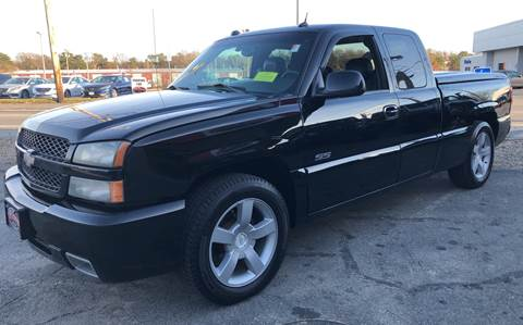 2004 Chevrolet Silverado 1500 Ss For Sale In Hyannis Ma