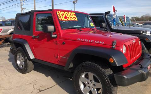 2007 Jeep Wrangler for sale in Hyannis, MA