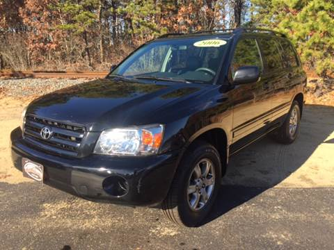 2006 Toyota Highlander for sale in Hyannis, MA