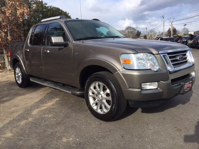 2007 Ford Explorer Sport Trac Limited 4dr Crew Cab 4wd V8 In Hyannis