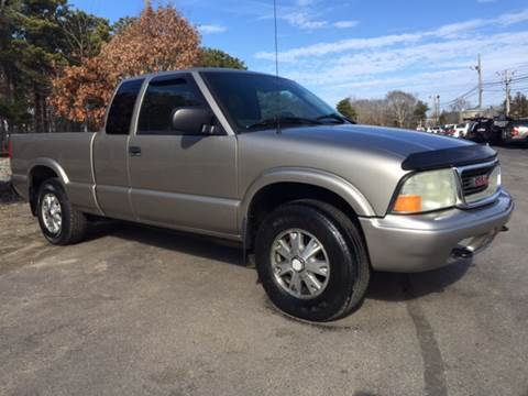2003 GMC Sonoma for sale in Hyannis, MA