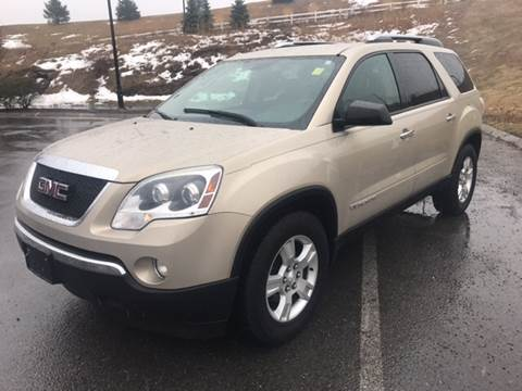 2008 GMC Acadia for sale in Hyannis, MA
