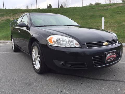 2008 Chevrolet Impala for sale in Hyannis, MA