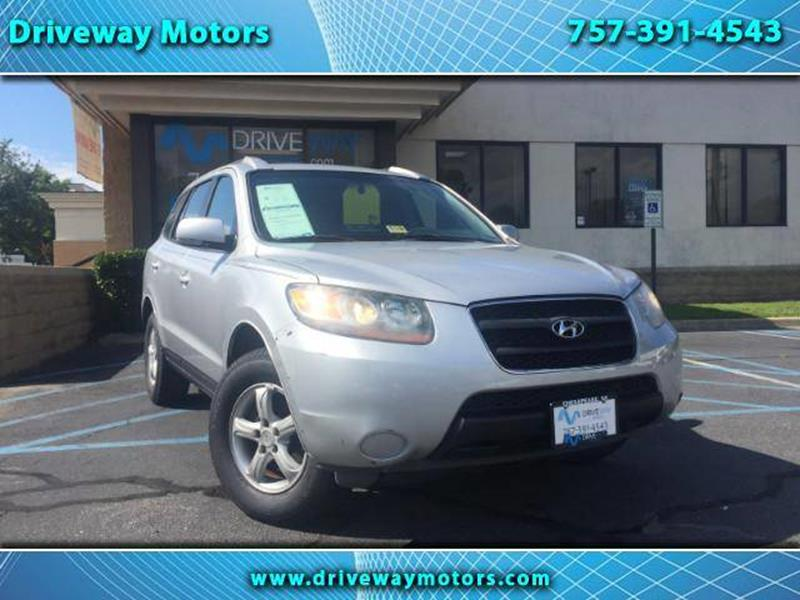 2007 Hyundai Santa Fe For Sale At Driveway Motors In Virginia Beach VA