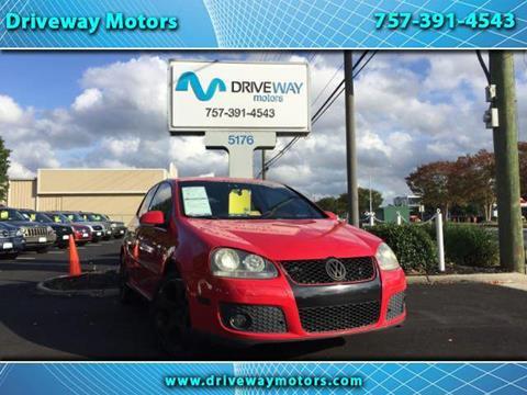 2006 Volkswagen GTI for sale in Virignia Beach, VA