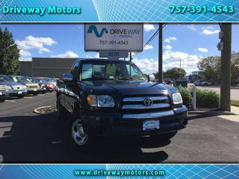 2004 Toyota Tundra for sale in Virignia Beach, VA