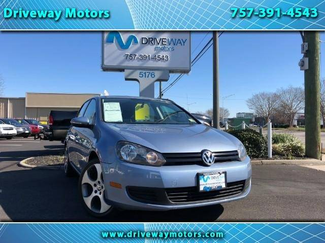 2011 Volkswagen Golf 2 5l In Virginia Beach Va Driveway Motors