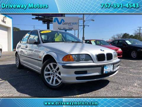 2001 BMW 3 Series For Sale At Driveway Motors In Virginia Beach VA