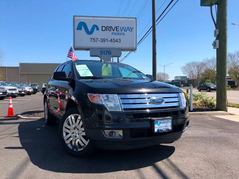 Ford Edge For Sale At Driveway Motors In Virginia Beach Va
