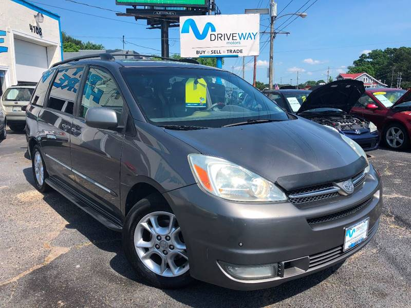 2004 Toyota Sienna For Sale At Driveway Motors In Virginia Beach VA