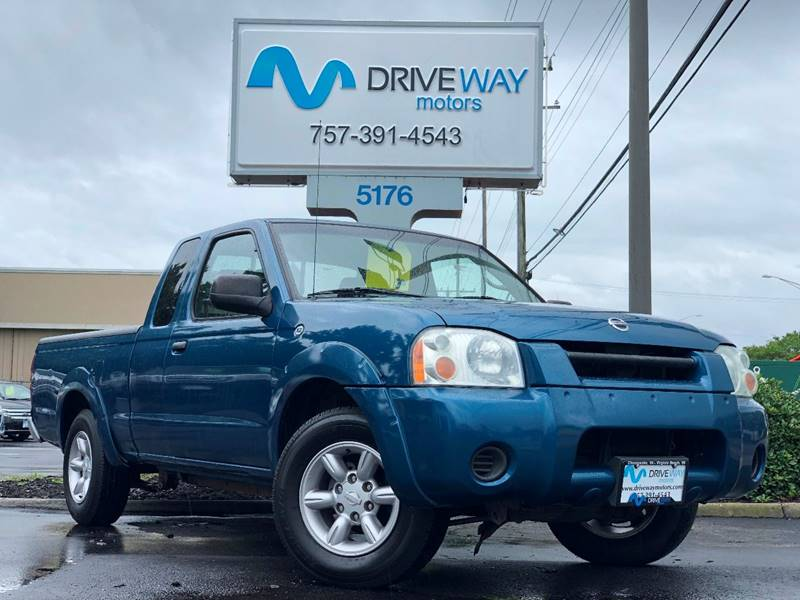 2004 Nissan Frontier For Sale At Driveway Motors In Virginia Beach VA